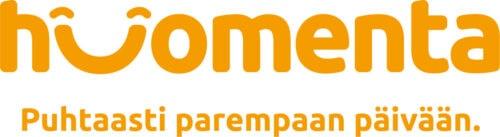 Huomenta_logo-ja-slogan_RGB
