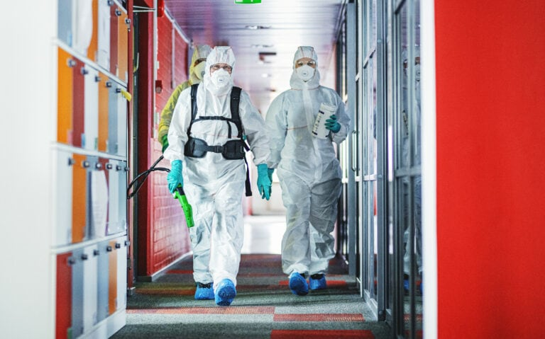 Miten siivoustyö on muuttunut pandemian aikana?
